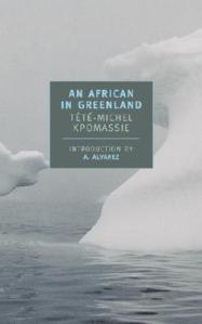 An African in Greenland cover