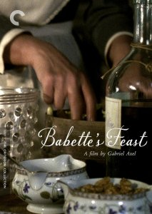 Babette's Feast DVD cover